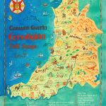 ceredigion folk song map